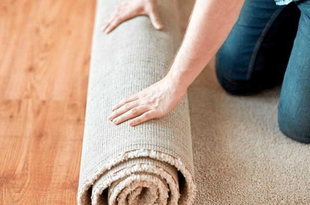 Limpiar tus alfombras