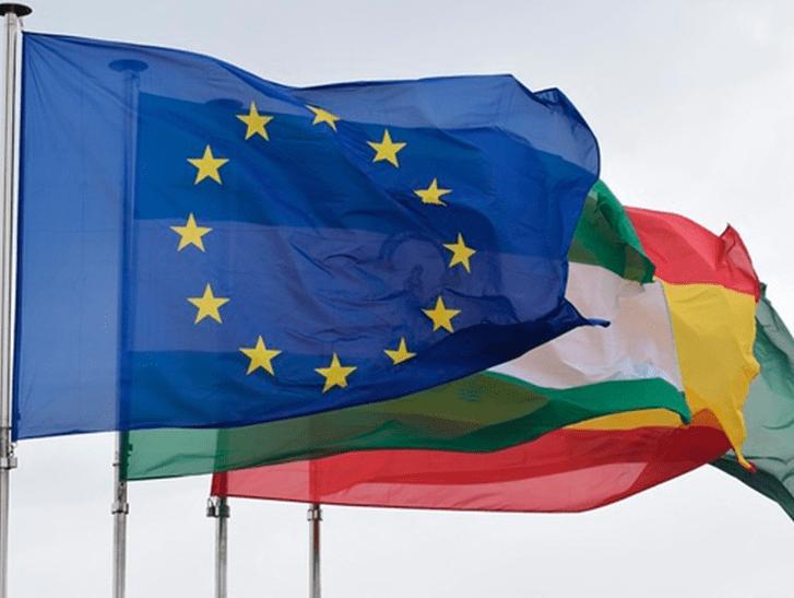 Banderas de embajadas